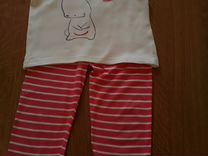 Костюм домашний пижама р.116-122