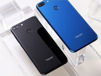Huawei Honor 9 и 9 Lite. Гарантия. Кредит
