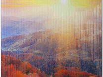 Обогреватель картина Осенний лес