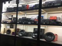 Магазин автозвука — Запчасти и аксессуары в Волгограде