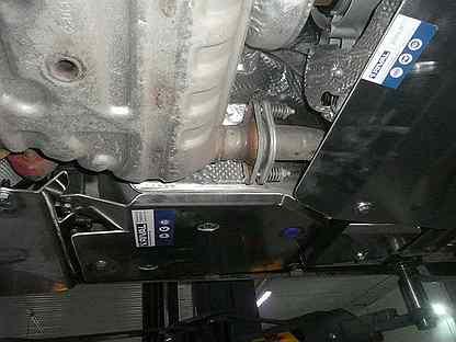 Защита топливных трубок Jeep Grand Cherokee, V - 3