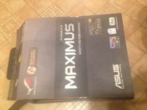 Коробка от asus Maximus Formula