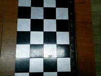 Шахматы карболитовые СССР большие