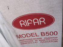 Биметаллический радиатор отопления Rifar base 500: