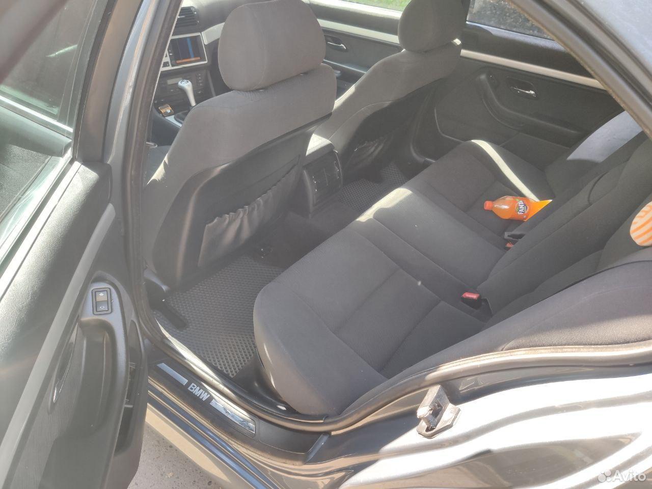 BMW 5 серия, 2000  89874210213 купить 10