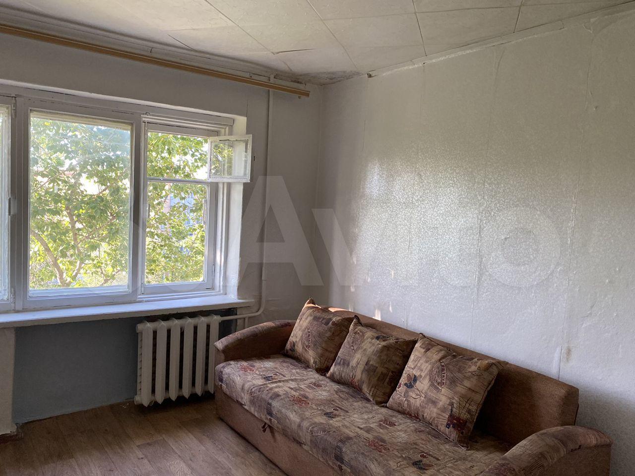 Комната 12 м² в 1-к, 4/5 эт.  89608818802 купить 3