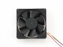 Вентиляторы Gembird fanps 80x80x25 втулка 2 pin