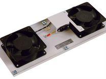 Модуль вентиляторный потолочный, 2 вент. и датчик
