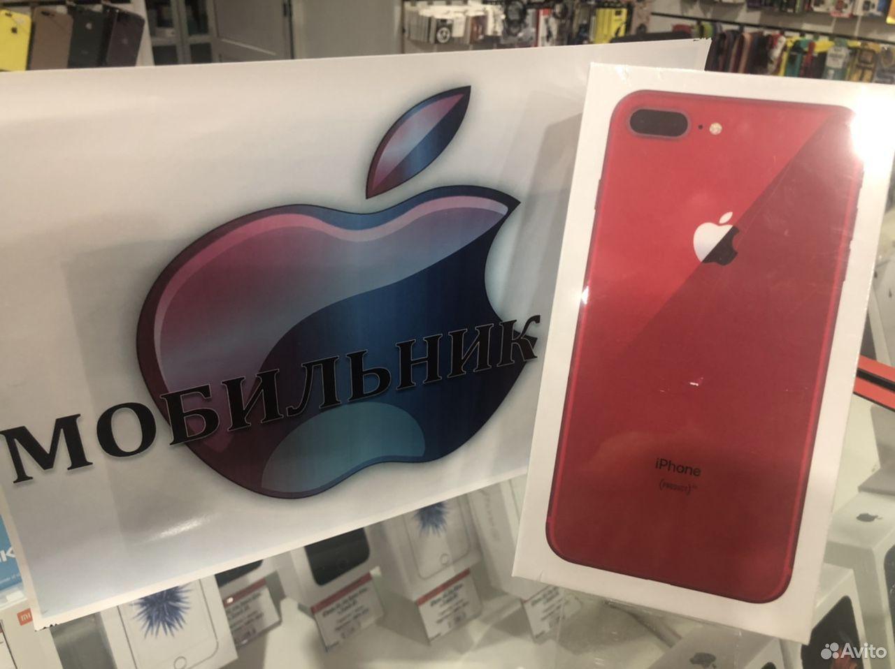 iPhone 8Plus -64g Red Гарантия год  89888351291 купить 1