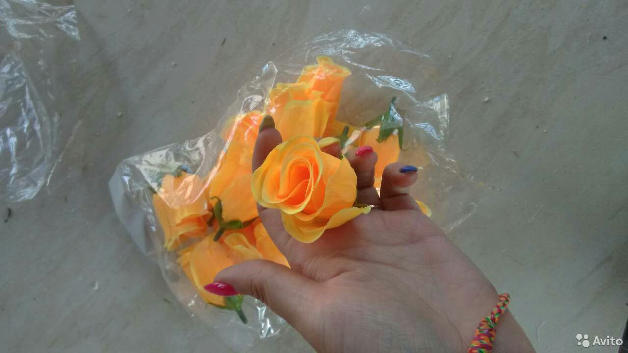 Цветы искусственные для декора  89323259045 купить 6