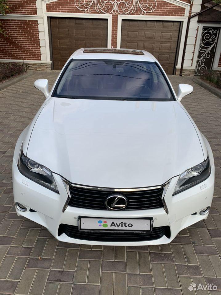 Lexus GS, 2012  89898002894 купить 5
