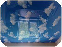 Натяжной потолок с фотопечатью. Артикул 0099