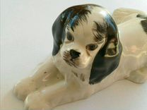 Статуэтка Собака лфз СССР