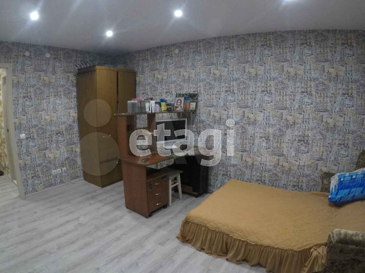 1-к квартира, 29.5 м², 2/10 эт.  89512020591 купить 5