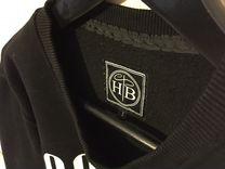 Черный свитер HB Грешник
