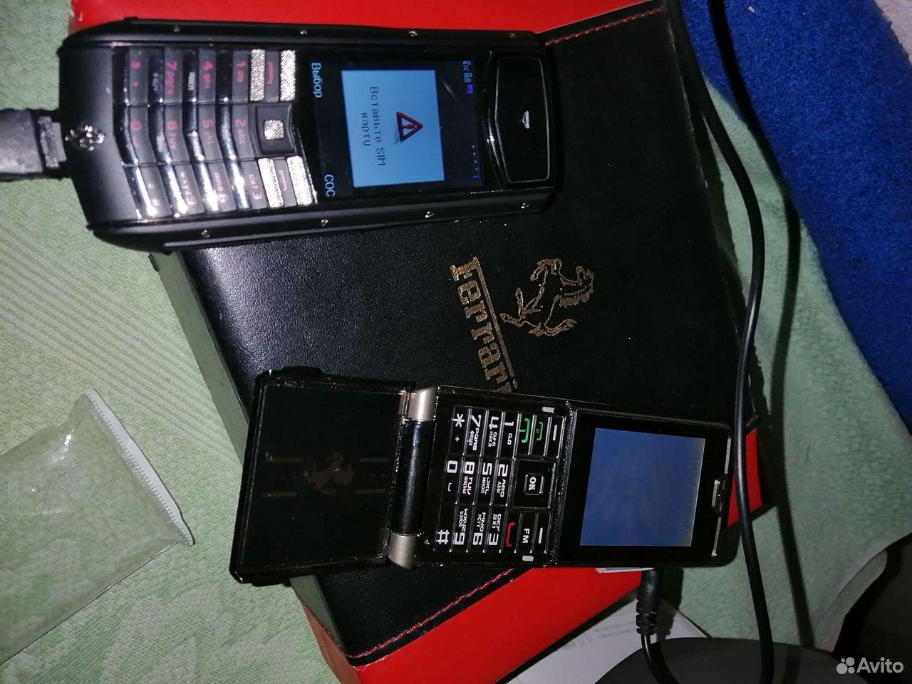 Телефоны новые 2 шт  89137688014 купить 1
