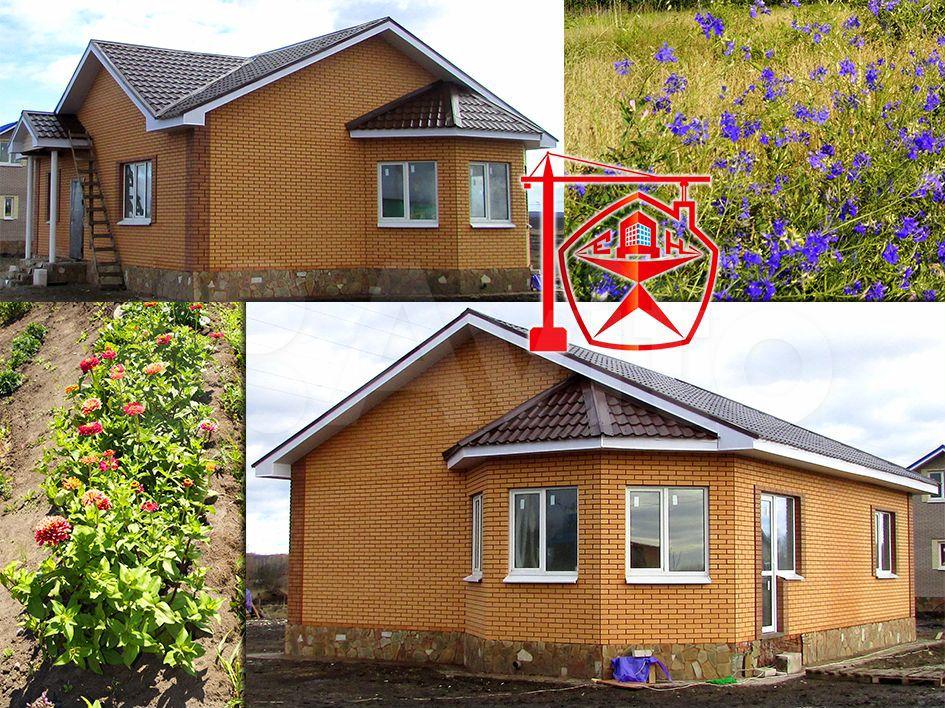Дом 108 м² на участке 10 сот.