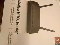 Wi-fi роутер Dir-615