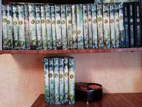 Продам 4 серии, 105 книг по 20руб