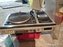 Вега118 приемник кассетный магнитофон проигрывател — Аудио и видео в Челябинске