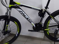 Велосипед Mondishi салатовый