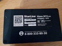 GPS маяк Starline M15