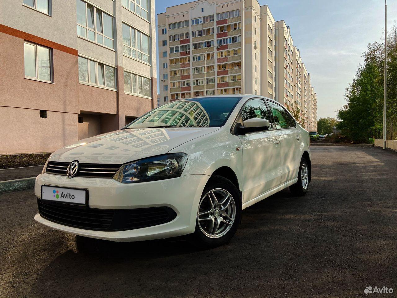 Volkswagen Polo, 2013  89656385813 купить 1