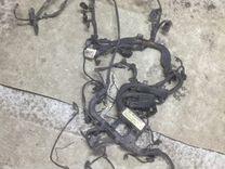Проводка двигателя мерседес 221