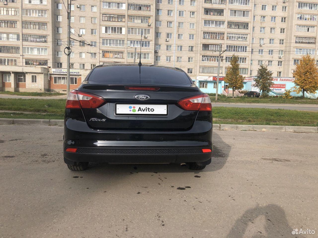 Ford Focus, 2014  89600985006 купить 2