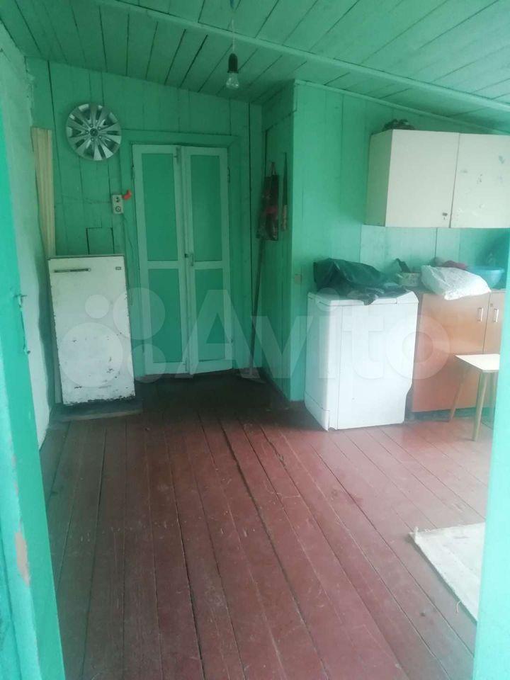 Дом 33.5 м² на участке 12 сот.  89662714014 купить 2