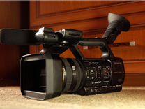 Профессиональная видеокамера Sony nx5