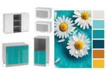 Модульный кухонный гарнитур Бруско — Мебель и интерьер в Геленджике