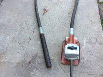 Электро вибратор глубинный