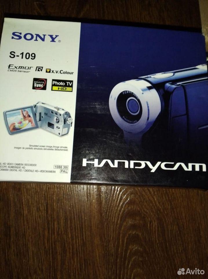Видеокамера Sony Handycam  89225691830 купить 1