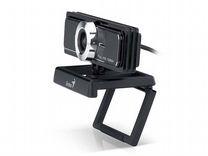 Веб-камера Genius Facecam Widecam F100 2мп