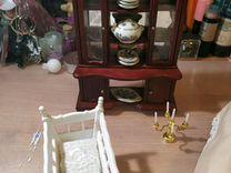Мебель кукольная коллекционная