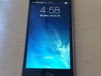 Айфон 5s — Телефоны в Нальчике