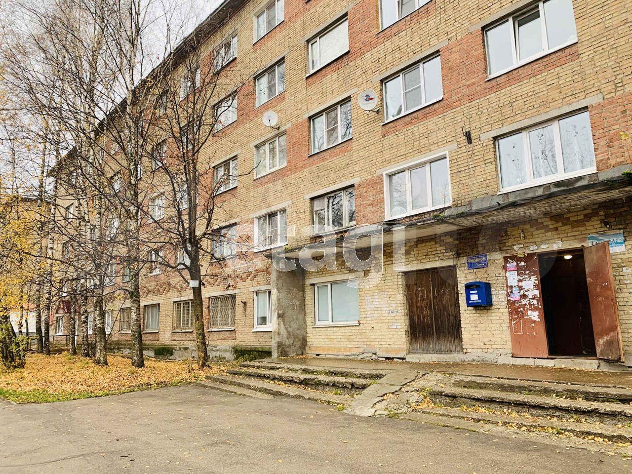 Комната 18.5 м² в 1-к, 3/5 эт.  89121704238 купить 8
