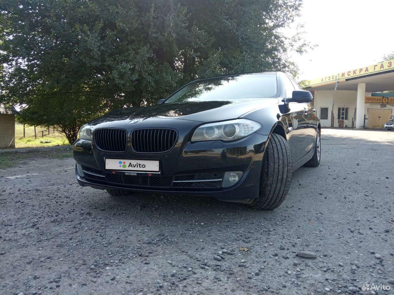 BMW 5 серия, 2013  89898696748 купить 2