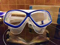 Очки-полумаска арена новые