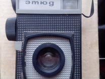 Фотоаппарат этюд
