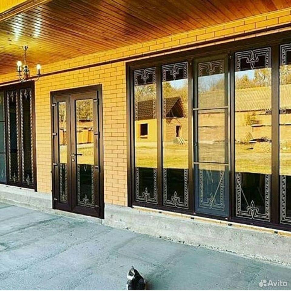Пластиковый окна двери витражи  89899236863 купить 6