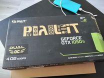 Palit GTX 1050Ti Dual OC 4Gb